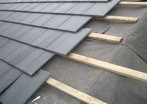 Roofing Materials H Butterfield